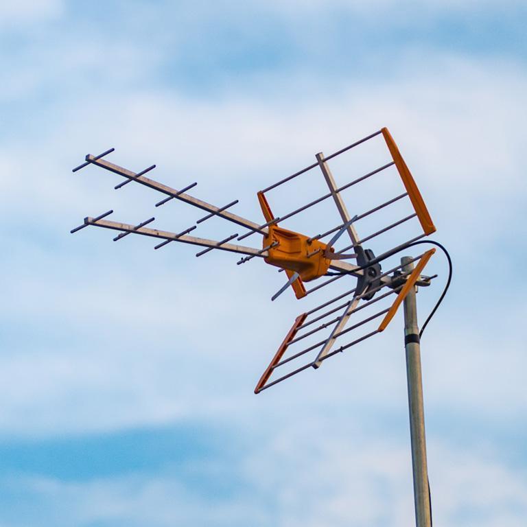 Instalacje anten naziemnych