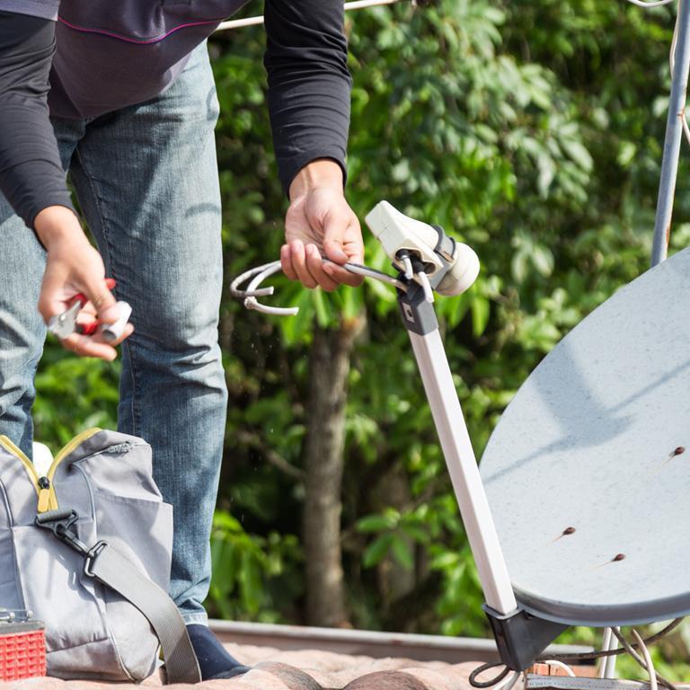 Modernizacja instalacji antenowych